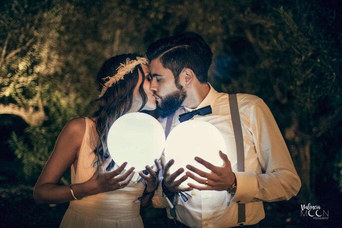 Valencia Moon Photography