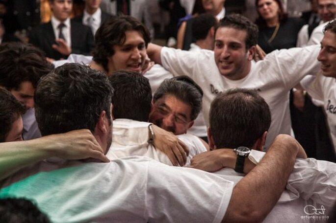 4 cosas que los novios nunca deben hacer el día de su boda - Foto Arturo Ayala