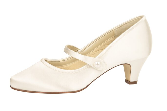 Brautschuh, Foto-Elsa Coloured Shoes aus der Rainbow Club Collection