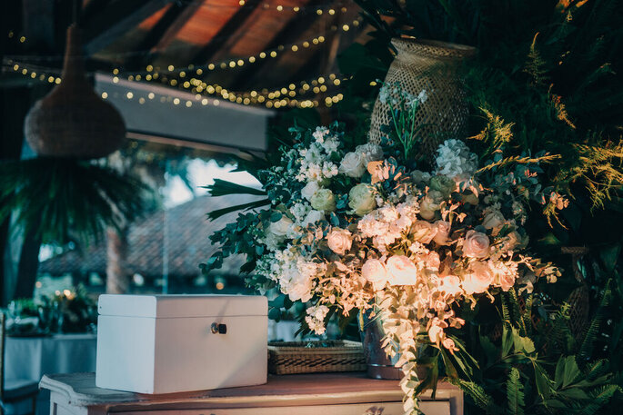 M&O by Entremanteles decoración de boda