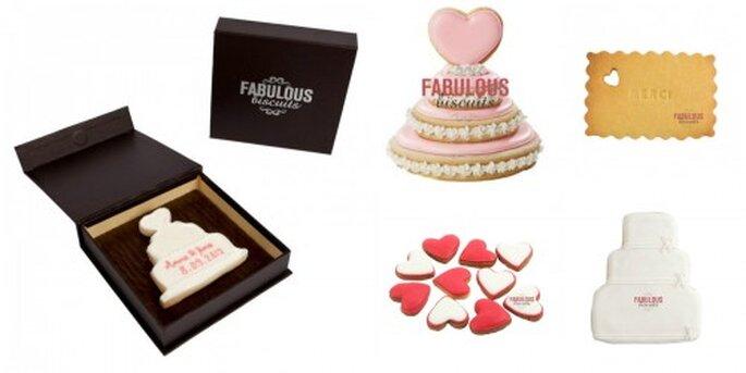 Des gâteaux d'invités le jour de votre mariage : une idée originale