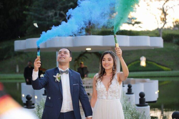 Amparo Arboleda wedding planner Pereira