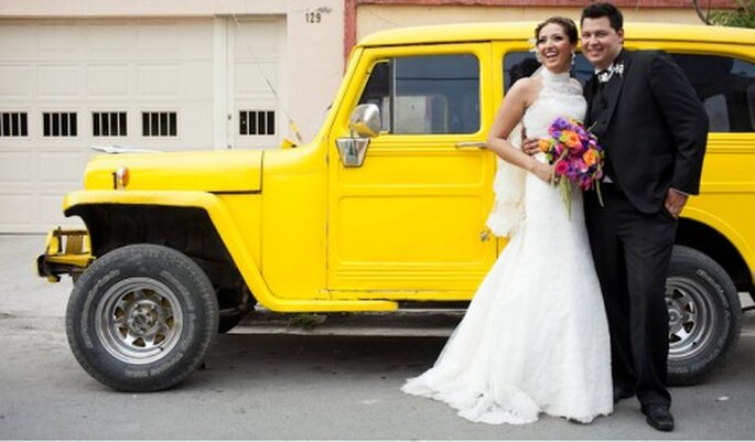 Tendencia en ramos de novia 2012. Fotografía Atlanta Studio