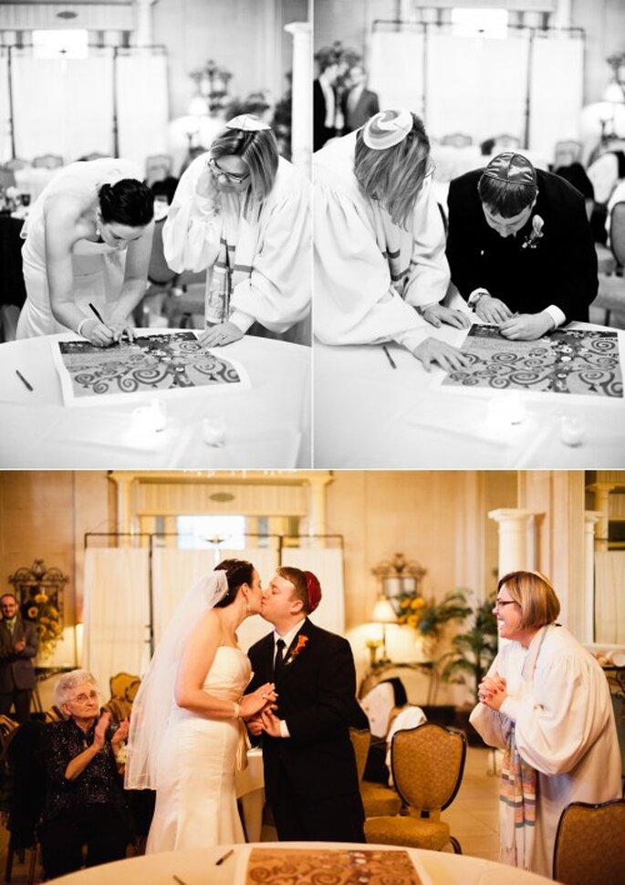 Hochzeit in anderen Kulturen - Jüdische Hochzeit