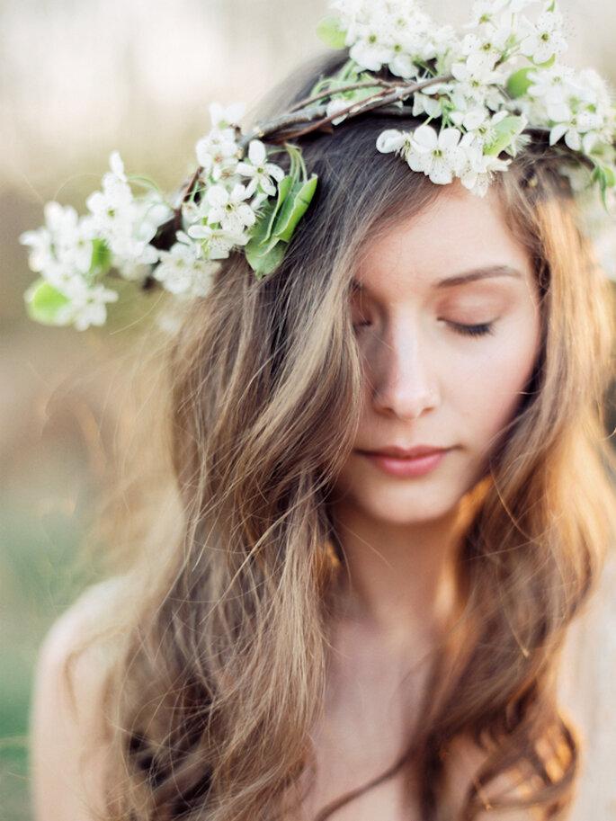 Una boda inspirada en la belleza de la naturaleza - Serena Jae