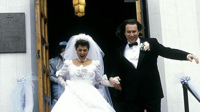 Photo : Capture d'écran Youtube - Mariage à la grecque