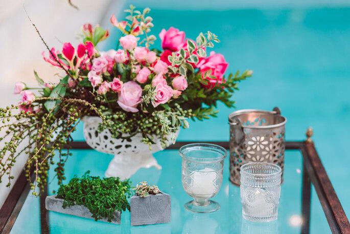 Flores: Studio Lily | Foto: LoveShake