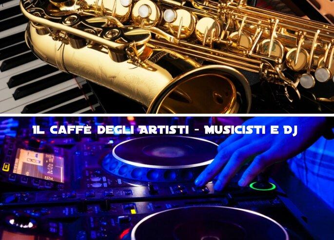 Il Caffè degli Artisti - musicisti e dj