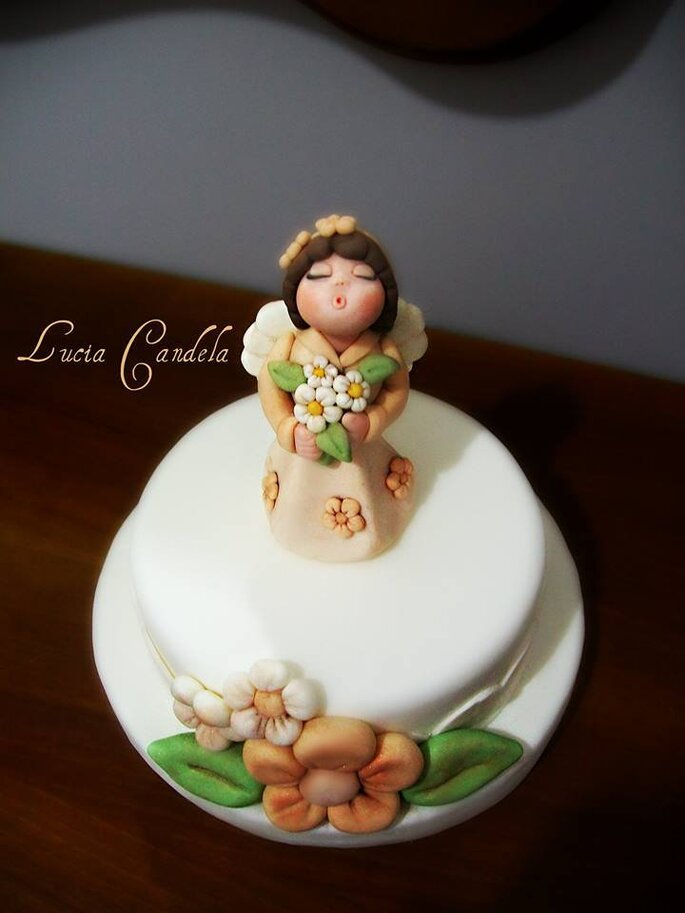Luxury Cake by Lucia Candela