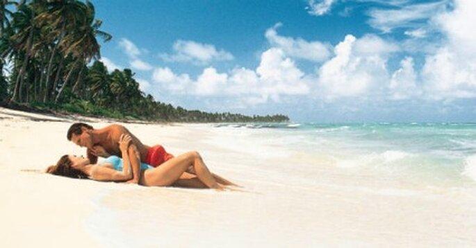 Todos saben que para llegar al paraíso es necesario viajar