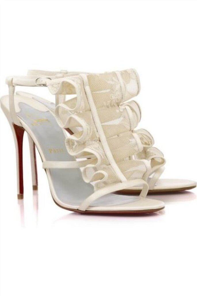 Für die extravagante Braut! - fortifia-louboutin-ameliste Bridal Shoes