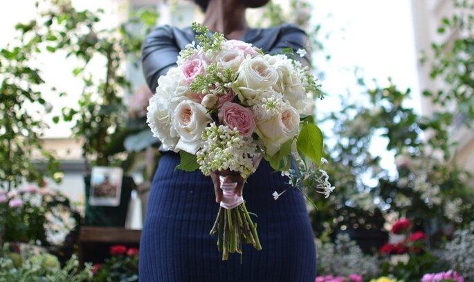 Bouquet de mariée, Reflets Fleurs