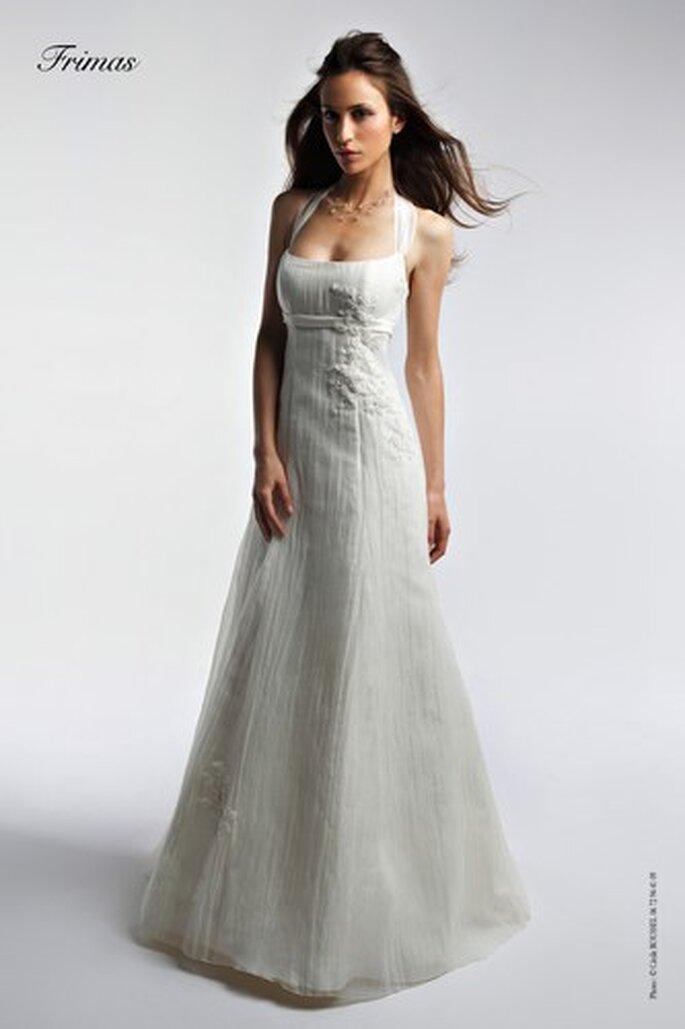Robes de mariée Bochet Créations 2010 - Frimas