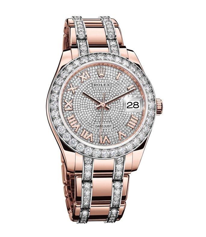 Relógio por Rolex