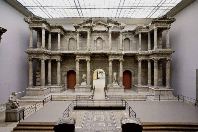 Пергамский музей. Credits: Pergamonmuseum