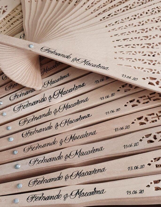 Maresa Carles - invitaciones boda - Madrid