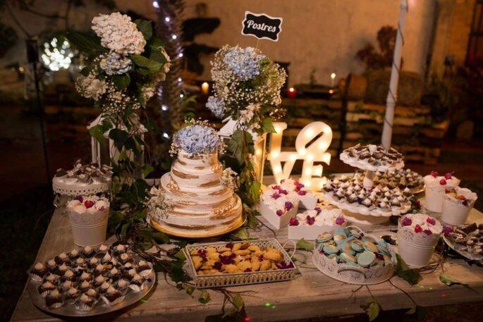 Mesas dulces 2018