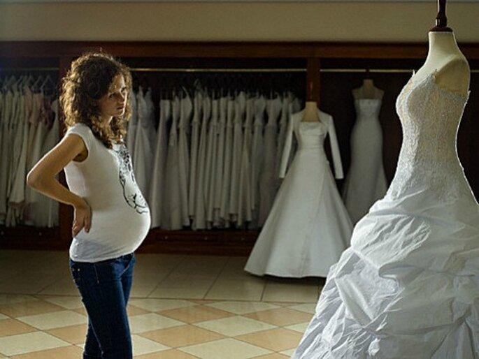 Se marier enceinte ou une fois le bébé né ? Un choix pas toujours évident...