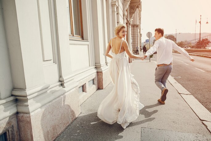 Mejores wedding planners pareja escapa