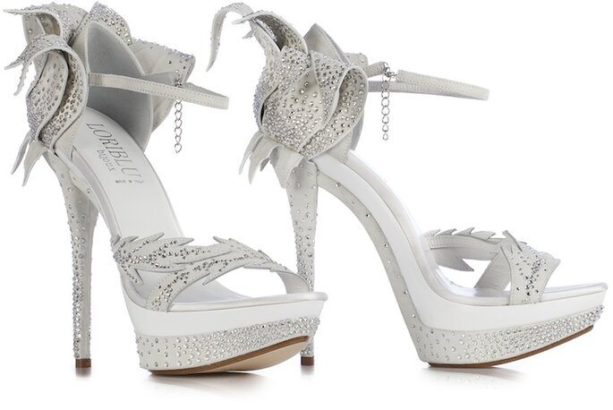 Scarpe Sposa 2016 Loriblu.Le Wedding Shoes Perfette Per La Sposa 2016 Anche Cenerentola