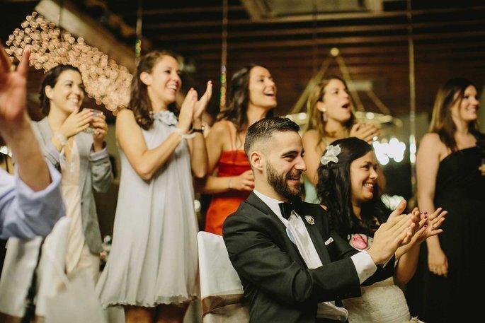 Sorpresas para los novios en la boda