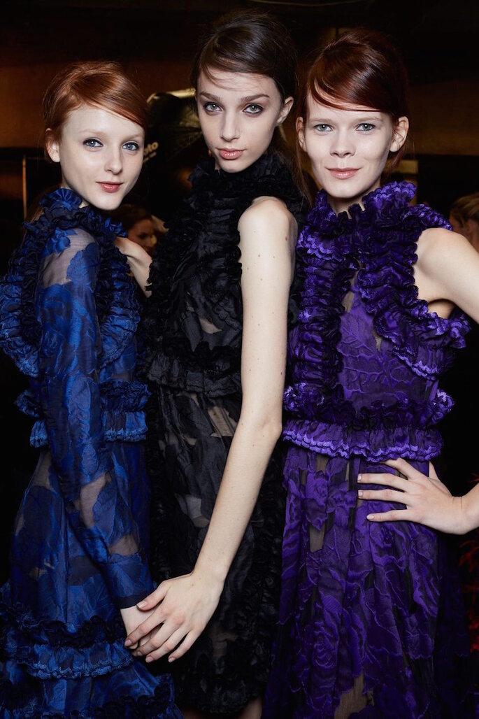 9 tendencias de belleza que transformarán el 2015 - Erdem Facebook oficial