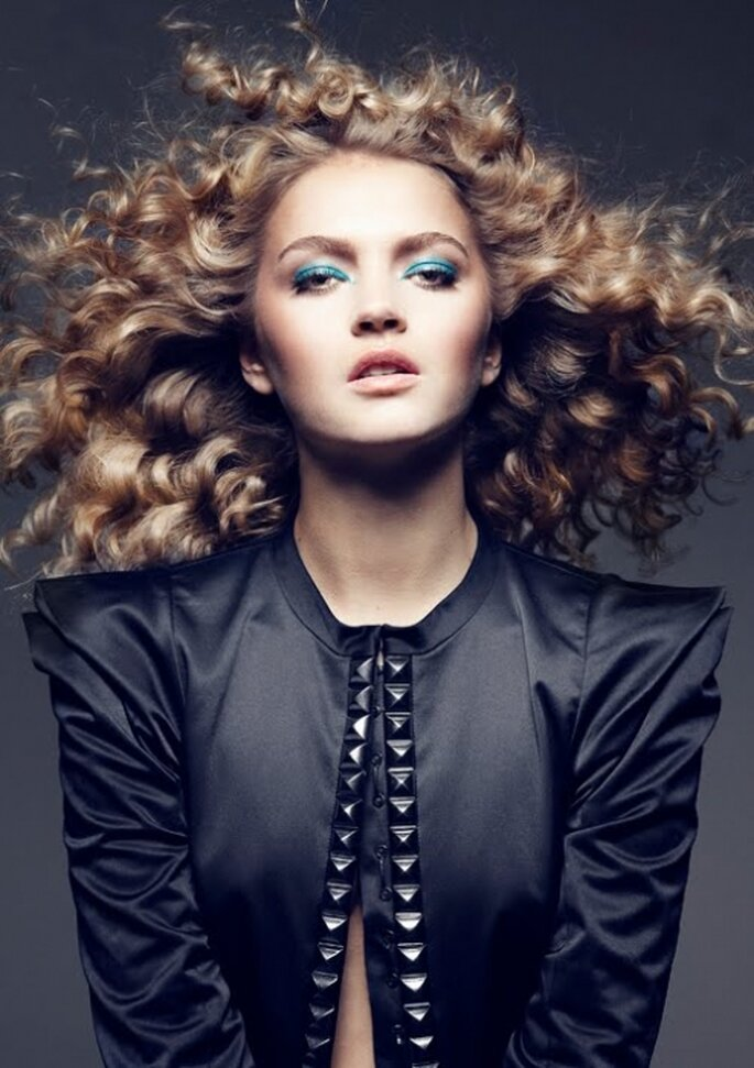 Foto credits: Jouke Bos / Ass. Hairstyling: Lonneke van Dijk Fashion Hairstylist.