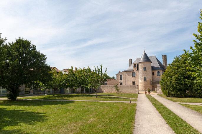 Domaine du Normandoux - en plein cœur de la nature, à Tercé, se dresse le Domaine du Normandoux