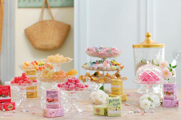 Partecipa al nostro contest e vinci un Kit Candy Bar firmato Pastiglie Leone
