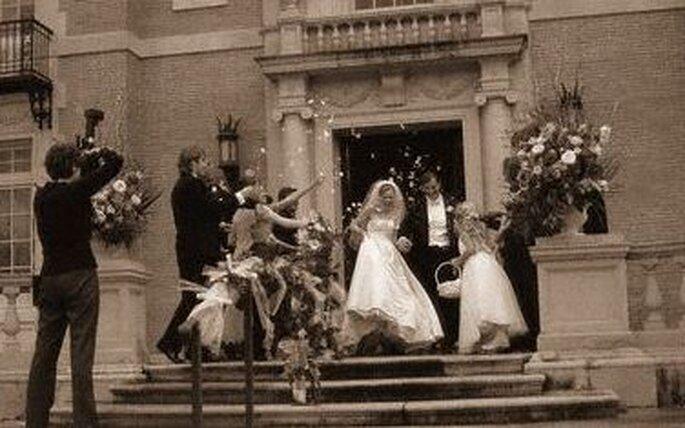 El fotografo de la boda