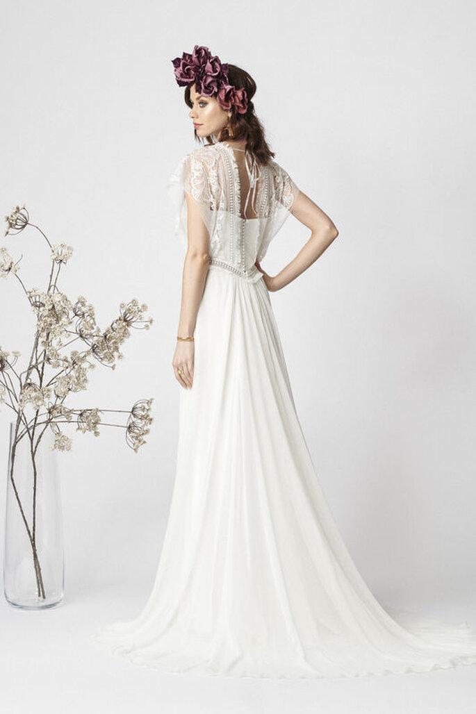Robe de mariée signée Rembo Styling.