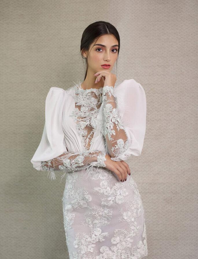 Rosiris Miranda Haute Vestidos para novia Barranquilla