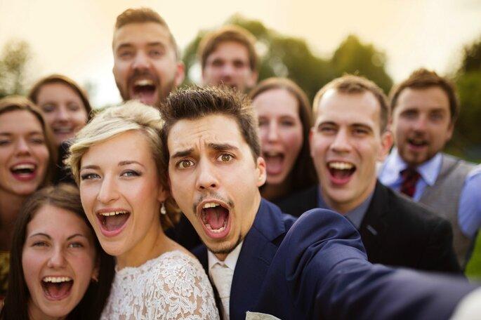 Social Media Hochzeit