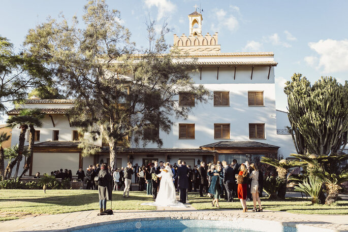 Bonho by La Torre finca bodas Valencia