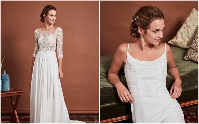Priam Paris - Boutique de robes de mariées Paris