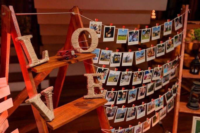 Estilo Vintage Decoração. Foto: Cadeira Amarela