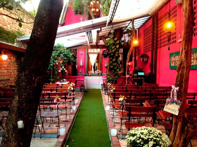 Foto divulgação Restaurante Quintal