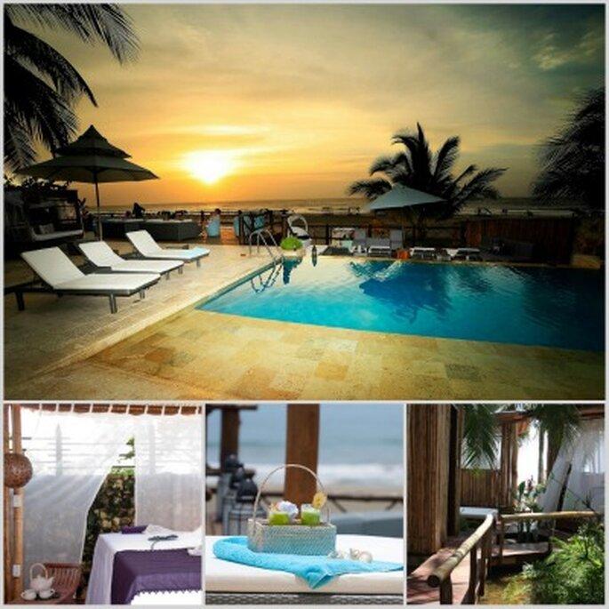 Hoteles con spa para olvidar todo el estrés. Fotos: Karmairi Hotel Spa