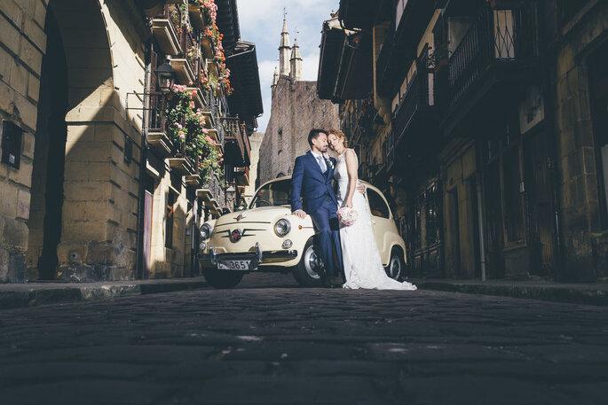 Estudio Gover fotógrafo bodas Guipúzcoa