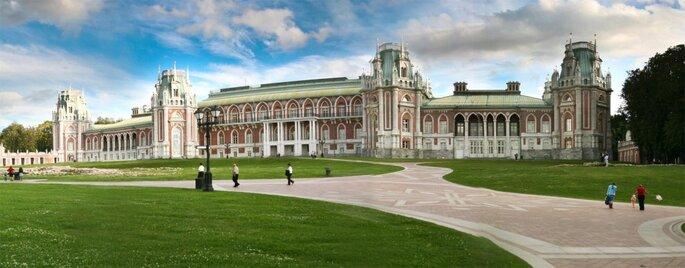 Царицыно, Большой дворец