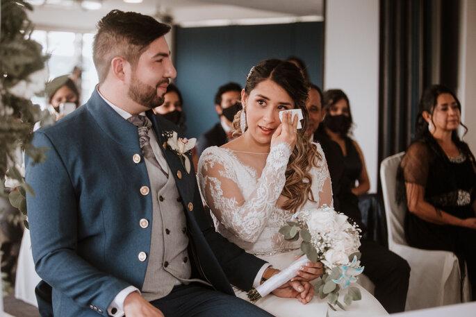 With You ceremonia de boda