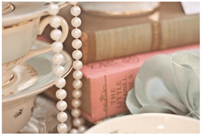 Incroyables idées déco pour un mariage vintage super trendy - Photo Meghan Christine Photography