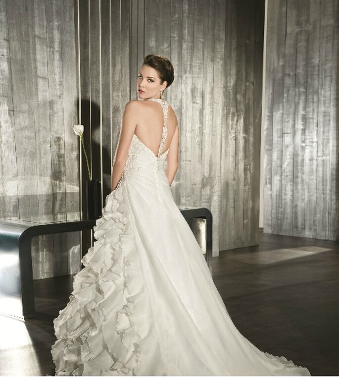 Robe de mariée - 7511 - Cosmobella 2012