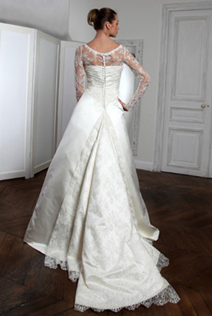 Robe de mariée Diana - Chrysaly