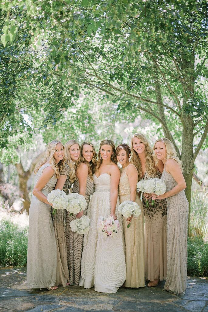 Cómo decirle a tu amiga que no será la dama de honor - Matt Edge Wedding Photography