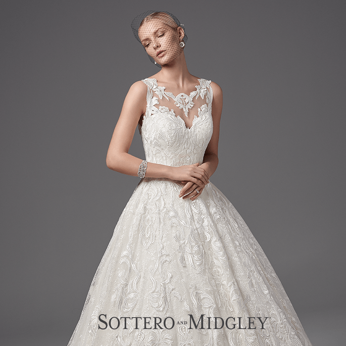 Orianna. Sottero and Midgley: Arleigh Collection