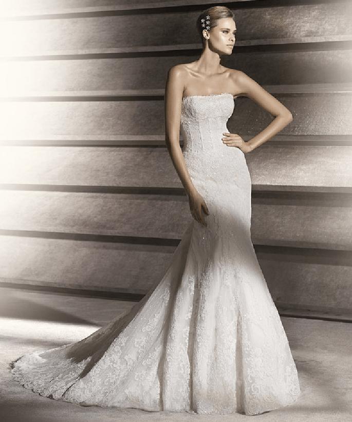 Bild 6 Modell Patricia von Pronovias