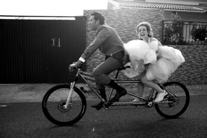 Mariage champêtre et écolo : misez sur le tandem ! - Photo : Nuno Palha