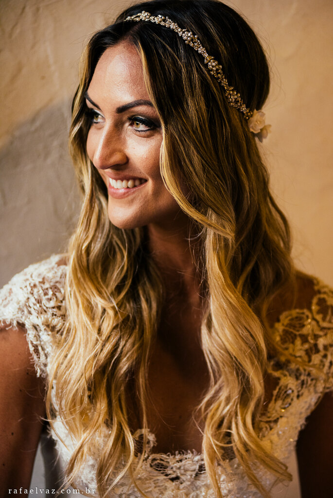 Acessório de cabelo noivas