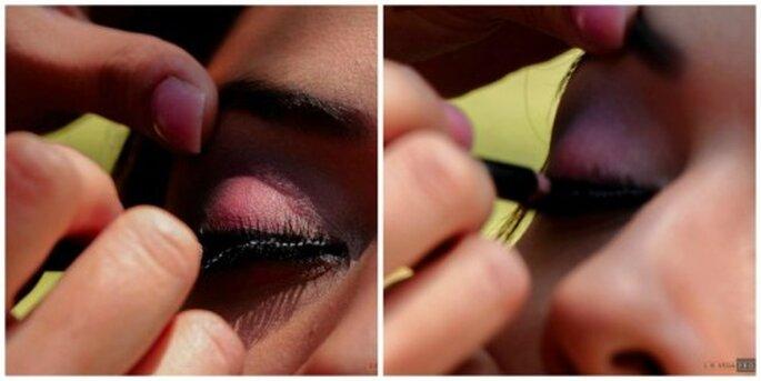 Foto vía Itzel Cruz Makeup Artist